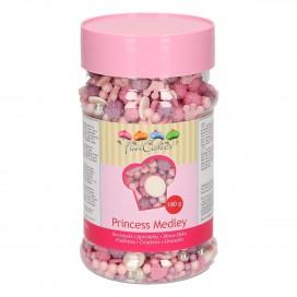 FunCakes Sprinkle Medley -Princess- 180g
