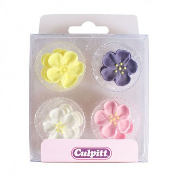 Culpitt rožinės cukrinės rožytės -12 vnt.