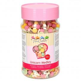 FunCakes Sprinkle Medley -Unicorn- 180g