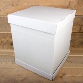 FunCakes tortų dėžė - 25.5x25.5x25cm