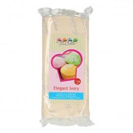 FunCakes balta (marshmallow white) cukrinė masė -1kg