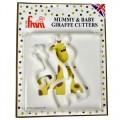 FMM žirafų formelių rinkinys - 2vnt.