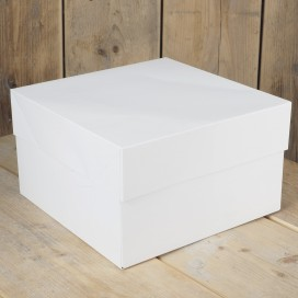 FunCakes tortų dėžė - 25x25x15cm