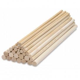 PME bambukiniai pagaliukai tortui sutvirtinti - 12 vnt.