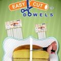 PME pagaliukai tortui sutvirtinti - 4 vnt.