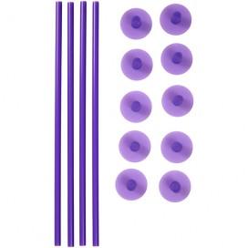 Wilton plastikiniai pagaliukai tortui sutvirtinti - 3 vnt.