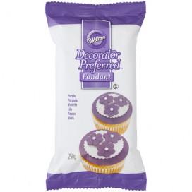 Wilton violetinė cukrinė masė - 250g