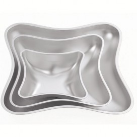 Wilton pagalvės formos kepimo forma
