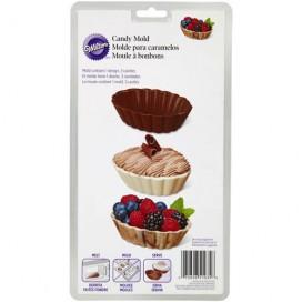 Wilton šokoaldinių saldainių darymo formelė - kūdikio šliaužtinukas