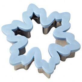 Wilton metalinės sausainių snaigių formelės - 2 vnt.