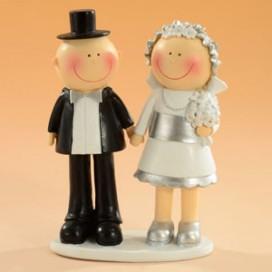 Dekoratyvinė vestuvinė figūrėlė