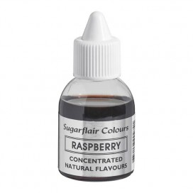 Sugarflair naturalūs aromatas - avietė (Raspberry), 30 ml