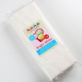 FunCakes bright white vanilla fondant - 1kg