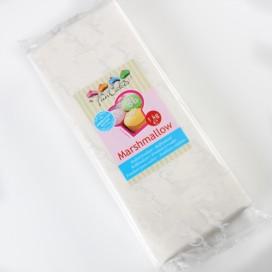 FunCakes balta (marshmallow) fondant - 1kg