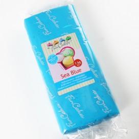 FunCakes mėlyna (sea blue) cukrinė masė -1kg