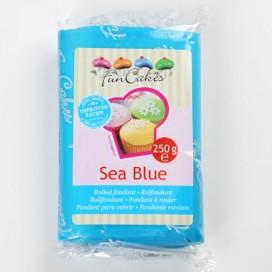 FunCakes mėlyna (sea blue) cukrinė masė -250g