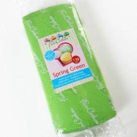 FunCakes spring green fondant - 1kg