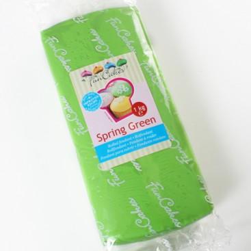FunCakes žalia (spring green) cukrinė masė -1kg