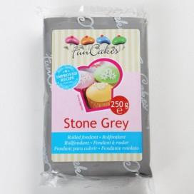 FunCakes pilka (stone grey) cukrinė masė -250g