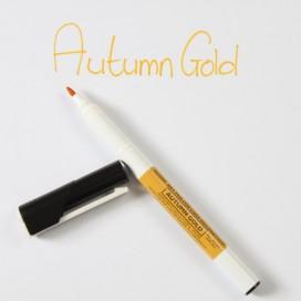 Sugarflair auksinis (autumn gold) maistinis rašiklis