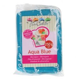 FunCakes  mėlynas (aqua blue) marcipanas - 250g