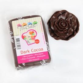 FunCakes rudas (dark cacao) marcipanas - 250g