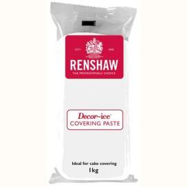 Renshaw balta cukrinė masė - 1kg