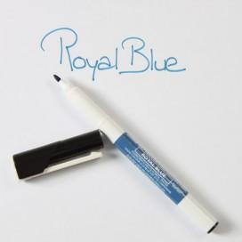 Sugarflair tamsiai mėlynas (royal blue) maistinis rašiklis