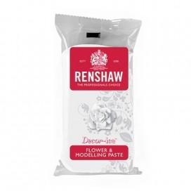 Renshaw balta cukrinė gėlių masė - 250g